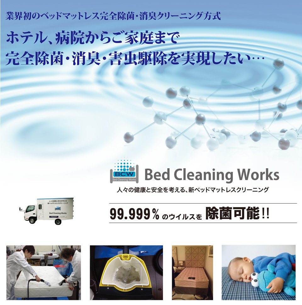 Bed Cleaning Works